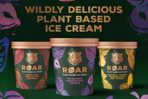 Froneri releases Røar plant-based ice cream