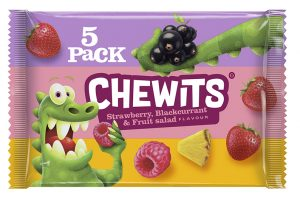Chewits launches new branding
