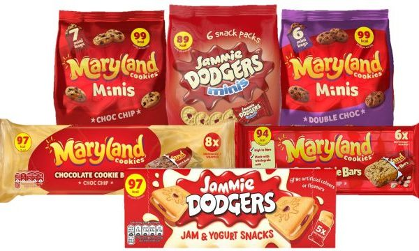 Burton's Biscuit Company launches 100 cal snack range