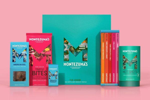 Montezuma's Chocolates undergoes major rebrand