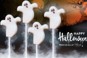 Birds Bakery releases new products to celebrate Halloween
