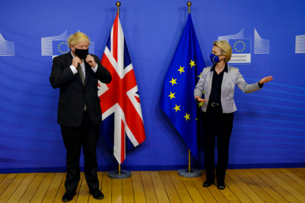 11th hour Brexit deal offers a degree of business certainty for UK and EU