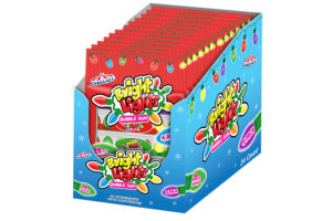 Ford Gum introduces holiday-themed bubble gum