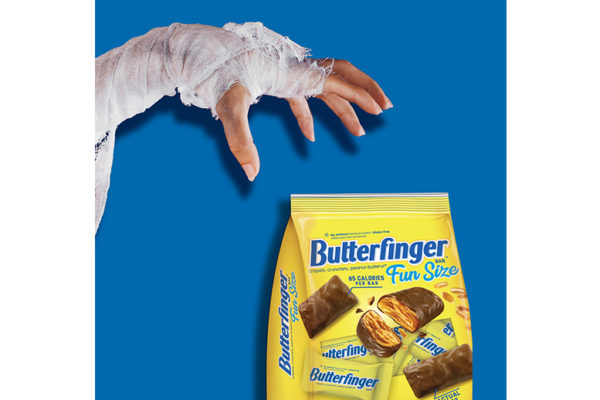 Butterfinger launches Halloween promotion