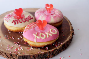 Bazooka Candy Brands partners with local bakeries for Valentine's Day with Ring Pop