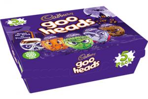 Mondelēz promises a goo'some Halloween