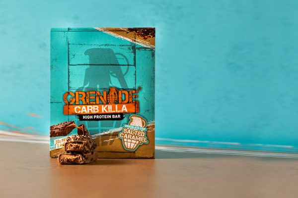Grenade releases new Carb Killa addition