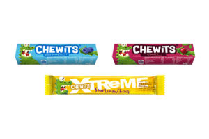Chewits expands with new flavours
