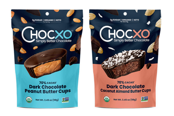 ChocXO unveils new Butter Cups offerings at Sweets & Snacks Expo
