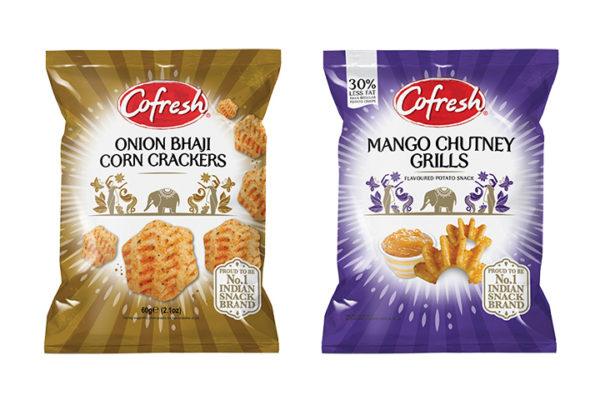 New cracker snacks from Cofresh