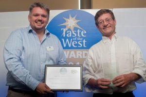 Cornish fudge wins award