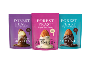 Forest Feast taps into demand for premium snacking with new range