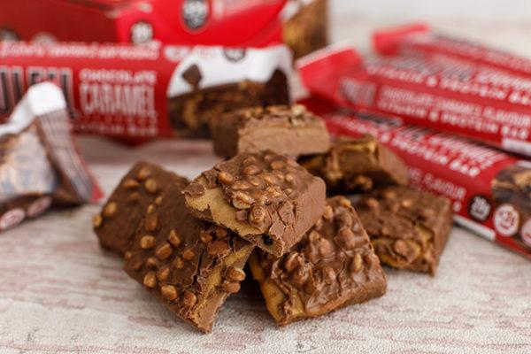 Fulfil launches new Chocolate Caramel bar