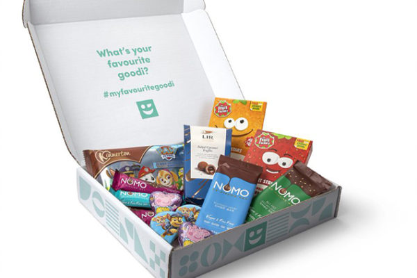 GoodiBox launches in the UK