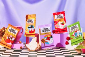 Premium plant-based chocolate brand lands UK-wide listings