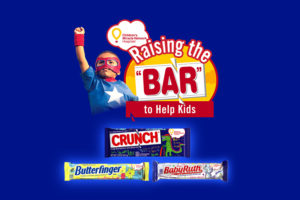 Crunch, Butterfinger & Baby Ruth release limited edition bars to support children's hospitals