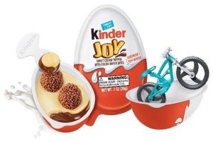 Kinder Joy makes US debut