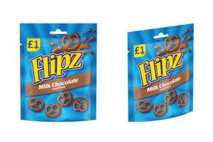 pladis launches Flipz Milk Chocolate in PMP format