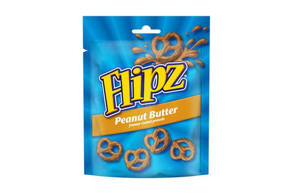 pladis announces Flipz Peanut Butter PMP