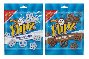 pladis releases seasonal sharing packs of Flipz