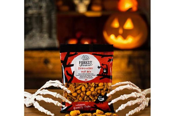 Forest Feast turns up the heat with Firecracker Chilli Nut Mix