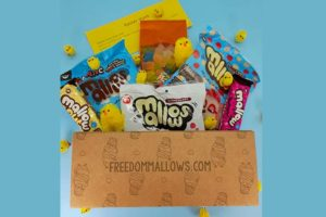 Freedom Confectionery provides Easter entertainment with new treat box