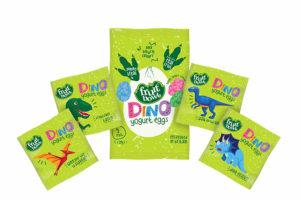 Fruit Bowl announces launch of new Dino Yogurt Eggs