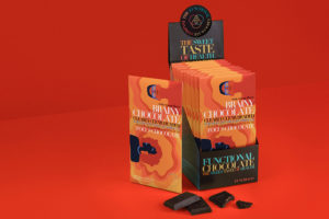 The Functional Chocolate Company introduces new Brainy Chocolate Bars