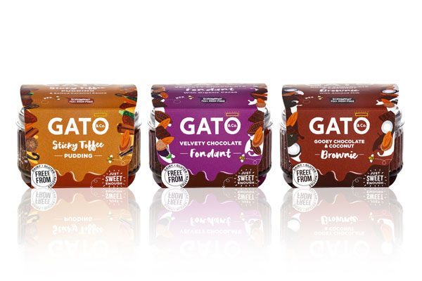 Gato & Co to bolster pudding range