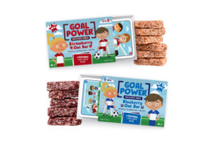New children's snacking brand promotes healthy lifestyles