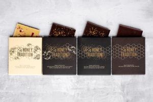 Honey Tradition launches luxury chocolate range infused with award-winning raw honey