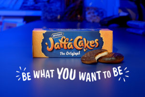 pladis unveils £1.7m 'Be what you want to be' campaign for McVitie's Jaffa Cakes