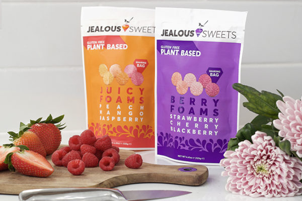 Jealous Sweets releases new Berry Foams and Juicy Foams
