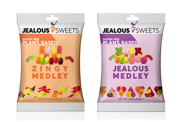Asda bags new Jealous Sweets Medley products