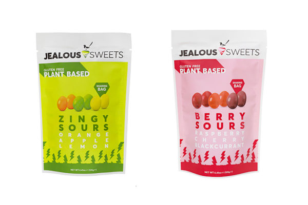 Jealous Sweets adds new plant-based Sours