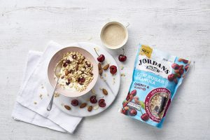 Low sugar granola launched for health-conscious Brits