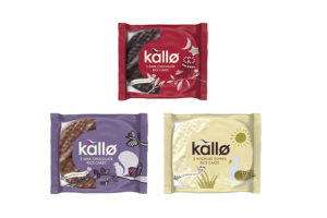 Kallø debuts twin pack topped rice cakes