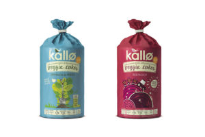 Kallø launches new veggie cakes