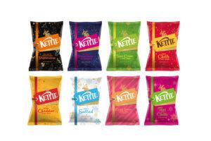 Kettle Chips announces festive makeover for core range