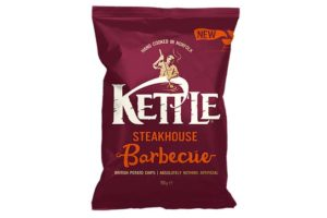 Kettle Chips announces Steakhouse Barbecue flavour