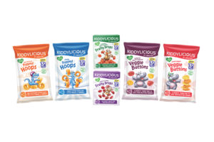 Kiddylicious introduces new 3+ range