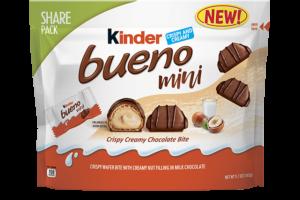 Kinder Bueno introduces Kinder Bueno Minis to US market