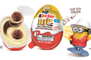 Kinder Joy releases limited edition Minions surprise toys