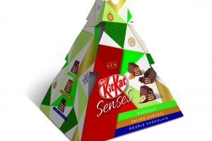 Nestlé pulls out the stops for its festive confectionery series