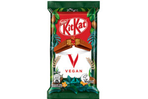 KitKat goes vegan