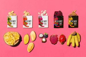 Kooky introduces super fruit snacks