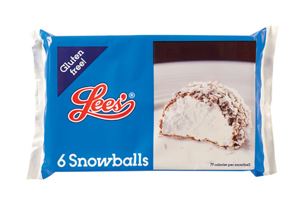 Lees of Scotland Snowballs launch in M&S stores across Scotland