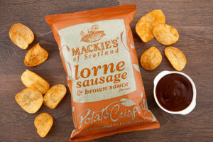 Scottish breakfast-inspired crisps now a permanent fixture due to strong demand