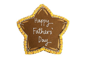 Maid of Gingerbread offers giant gingerbread star for Father's Day