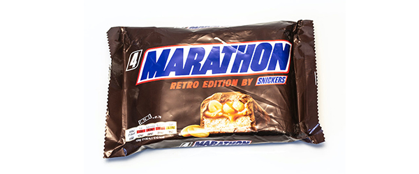 Marathon bars make unexpected return to the British confectionery scene